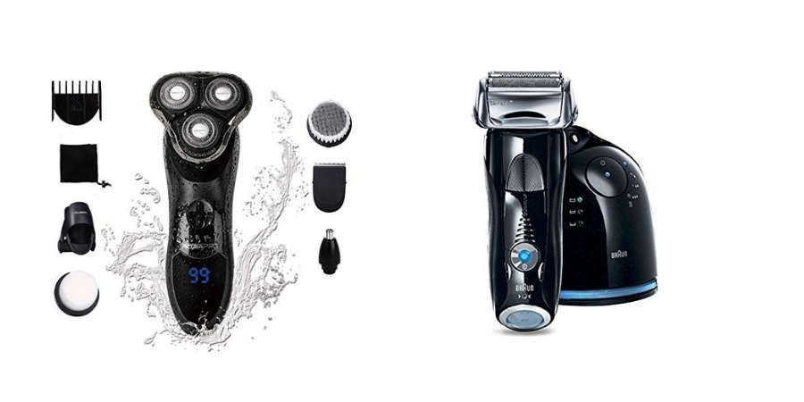 benefits of electric shaver