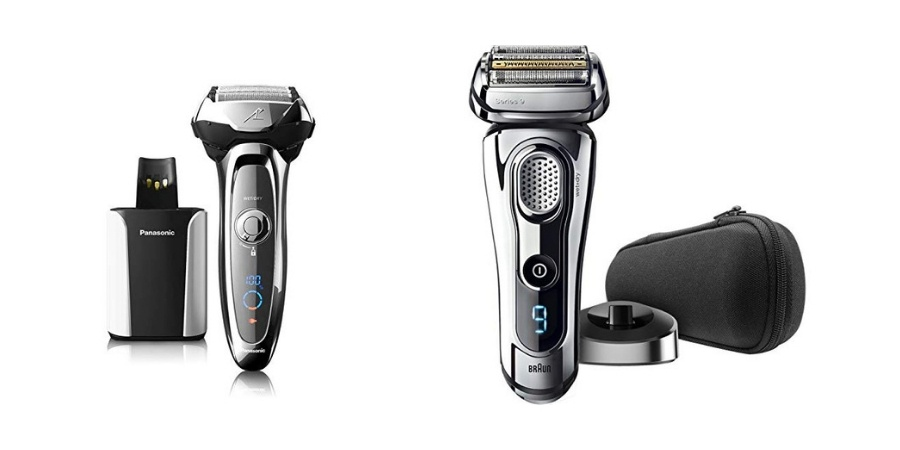 panasonic arc 5 vs braun series 9